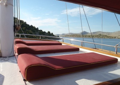 Luxusní jachta Vjeko